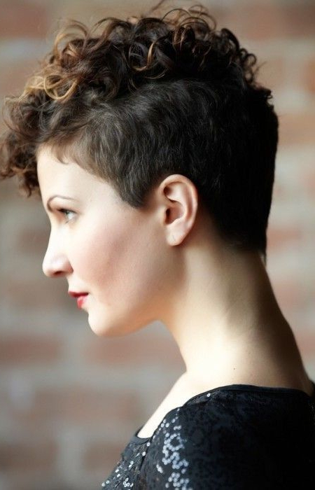 18 Textured Styles For Your Pixie Cut | Pixie Hairstyles | Pinterest For Textured Undercut Pixie Hairstyles (View 23 of 25)