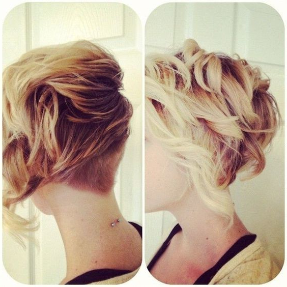 18 Textured Styles For Your Pixie Cut – Popular Haircuts Throughout Textured Undercut Pixie Hairstyles (View 11 of 25)