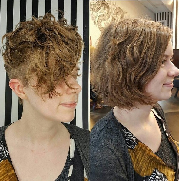 18 Textured Styles For Your Pixie Cut – Popular Haircuts Throughout Textured Undercut Pixie Hairstyles (View 5 of 25)