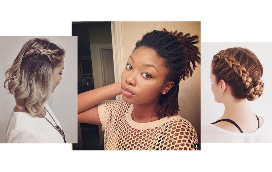 18 Workout Ready Styles For Short Hair   Self Throughout Cute And Carefree Ponytail Hairstyles (View 25 of 25)