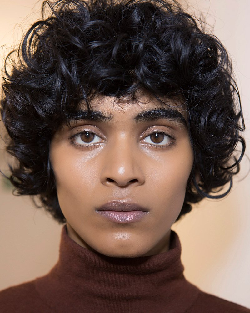 19 Gorgeous Curly Haircuts That Show Off Your Natural Texture Inside Edgy Short Curly Haircuts (View 4 of 25)