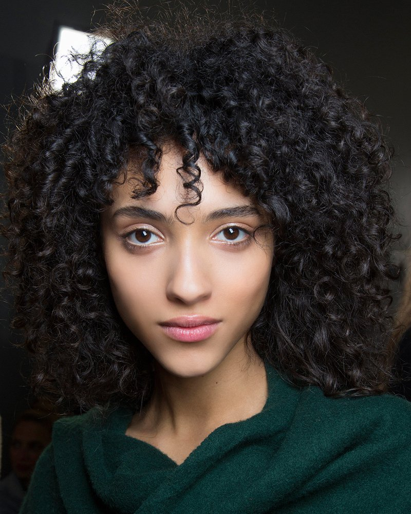 19 Gorgeous Curly Haircuts That Show Off Your Natural Texture Pertaining To Natural Textured Curly Hairstyles (View 12 of 25)
