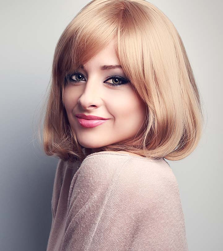 19 Most Popular Bob Hairstyles In 2015 Inside Cute Shaped Crop Hairstyles (View 2 of 25)