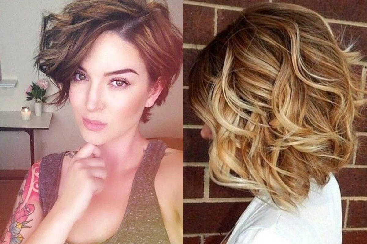19 Things To Expect When Attending Asymmetrical Curly Bob Pertaining To Cute Curly Bob Hairstyles (View 14 of 25)