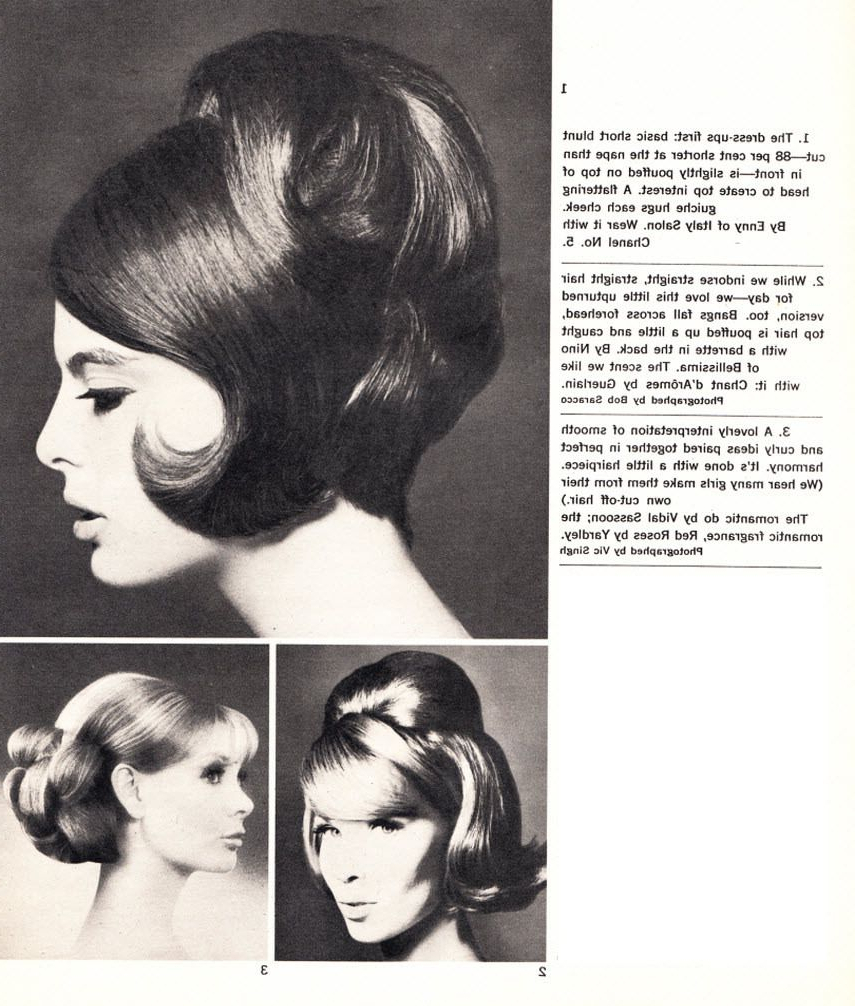 1960S Hairstyles 1960S Hairstyles For Short | Hairstyles | Pinterest Within 1960S Short Hairstyles (View 22 of 25)