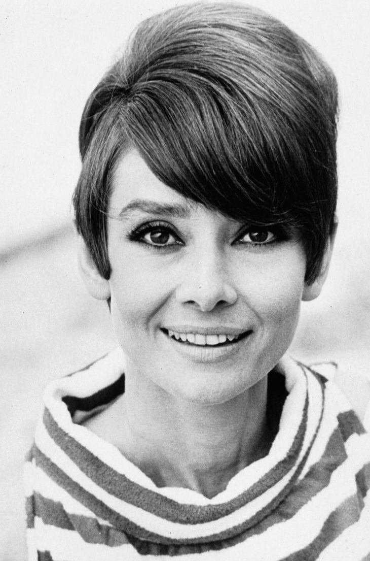 1960S Hairstyles & Celebrities | Icons | Pinterest | Audrey Hepburn Regarding 1960S Short Hairstyles (View 4 of 25)