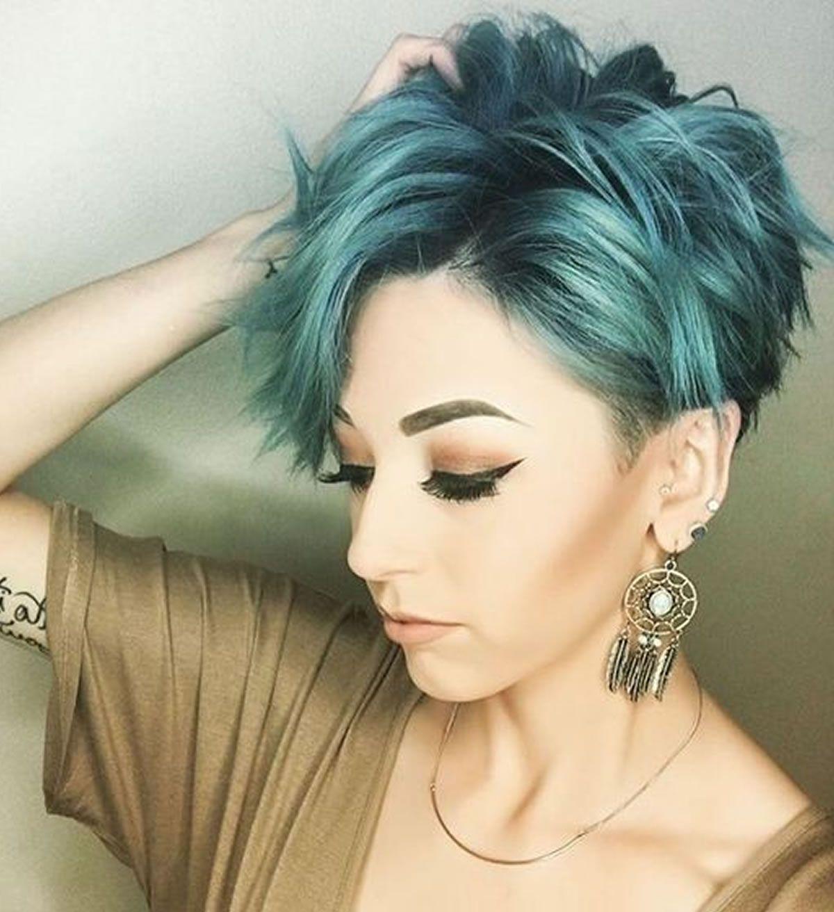 20 Asymmetric Haircuts Ideas | Matsnilssonmma Regarding Asymmetrical Short Hairstyles (View 18 of 25)