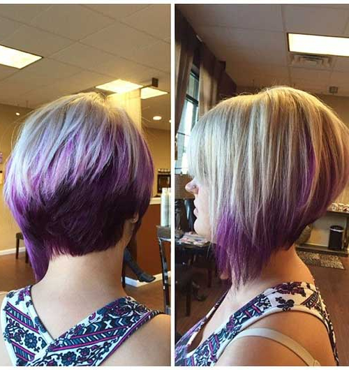 20 Best Angled Bob Hairstyles | Short Hairstyles 2017 – 2018 | Most Within Angled Bob Hairstyles (View 5 of 25)
