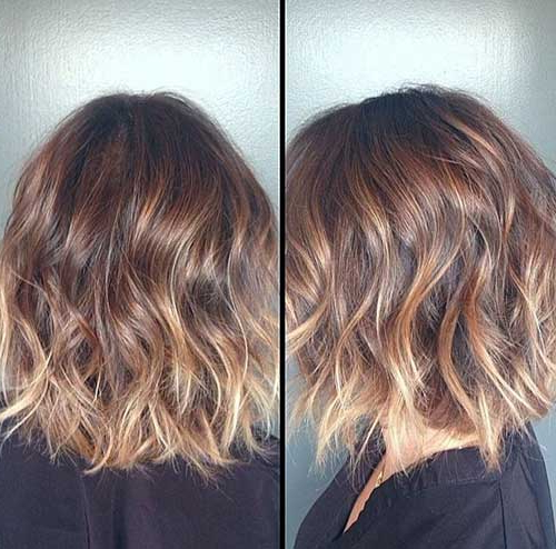 20 Best Brunette Bob Haircuts | Bob Hairstyles 2018 – Short Regarding Brunette Bob Haircuts With Curled Ends (View 4 of 25)