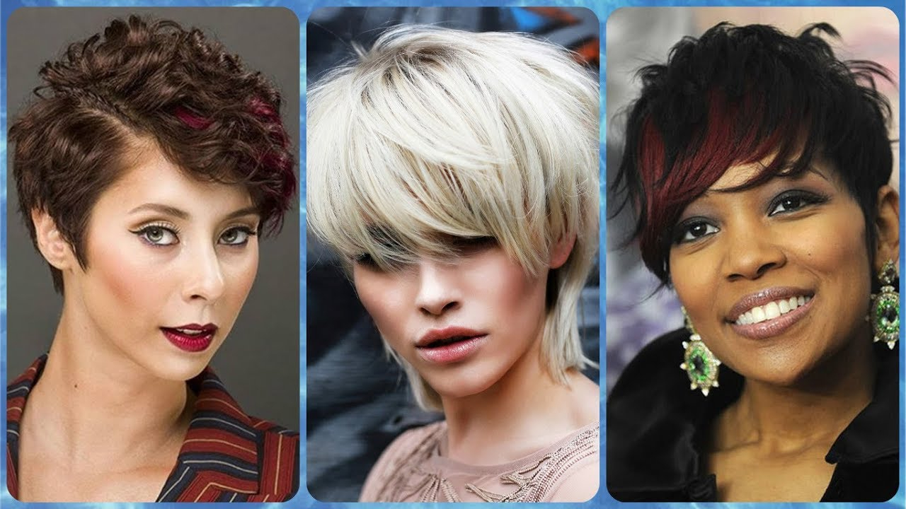 20 Best Ideas For Short Hairstyles For Over 40 Year Old Woman – Youtube Inside Short Hairstyles For Over 40 Year Old Woman (View 22 of 25)