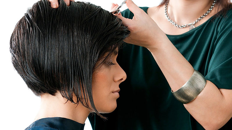 20 Best Inverted Bob Haircuts For Women – The Trend Spotter With Choppy Pixie Bob Haircuts With Stacked Nape (View 6 of 25)