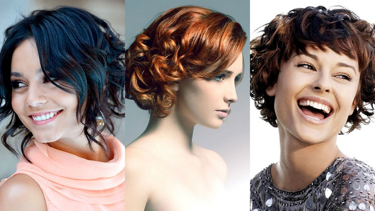 20 Best Short Curly Haircut For Women – Youtube Throughout Short Hairstyles For Ladies With Curly Hair (View 2 of 25)