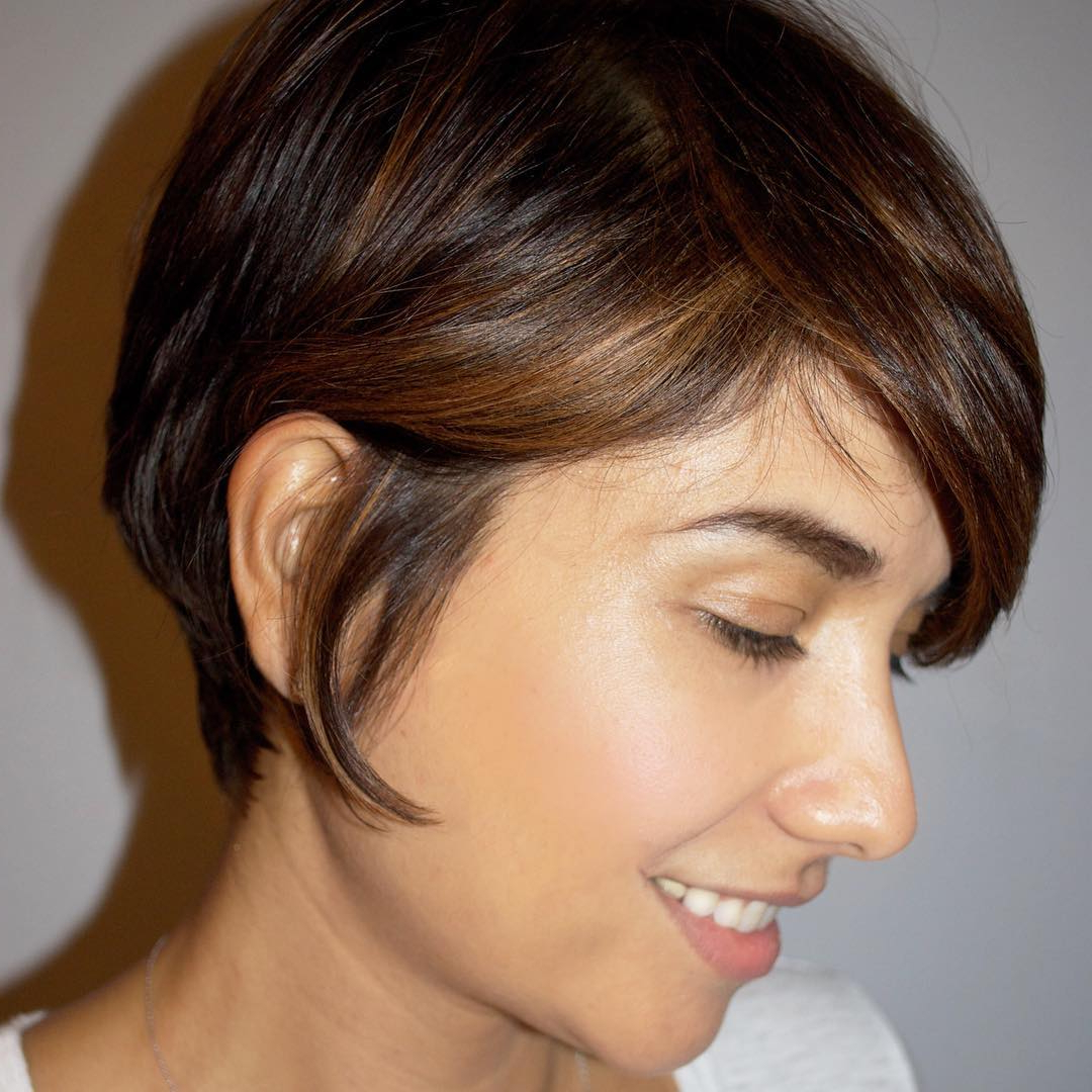 20+ Best Short Shag Haircut Ideas, Designs   Hairstyles   Design For Cute Shaggy Short Haircuts (View 7 of 25)