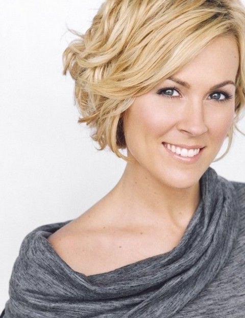 20 Best Short Wavy Haircuts For Women   Hair Styles   Pinterest With Short Wavy Haircuts With Messy Layers (View 2 of 25)