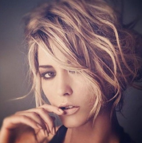 20 Best Short Wavy Haircuts For Women – Popular Haircuts Within Disheveled Blonde Pixie Haircuts With Elongated Bangs (View 17 of 25)