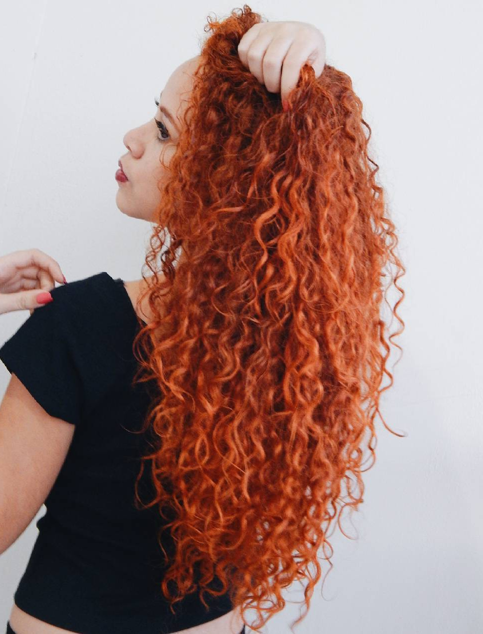 20 Burnt Orange Hair Color Ideas To Try Pertaining To Fire Red Short Hairstyles (View 12 of 25)