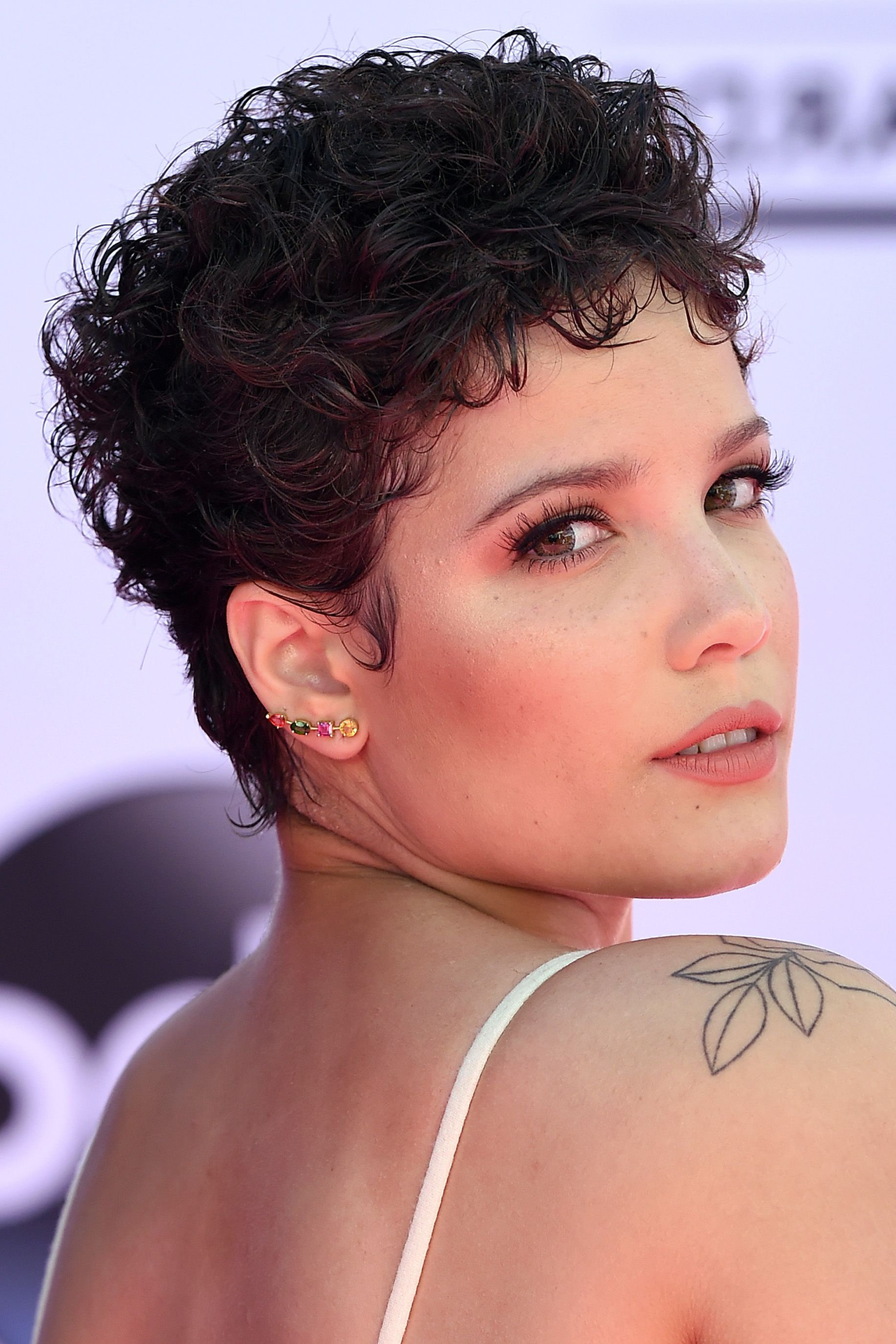 20 Celebrity Short Curly Hair Ideas – Short Haircuts And Hairstyles In Short Haircuts For Very Curly Hair (View 13 of 25)