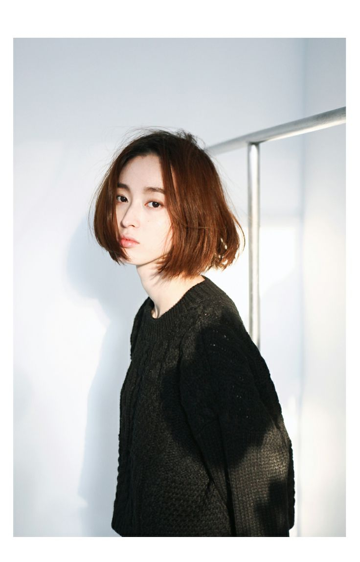20 Charming Short Asian Hairstyles For 2018 – Pretty Designs In Korean Short Bob Hairstyles (View 7 of 25)