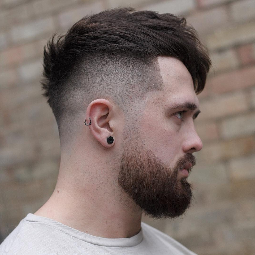 20 Cool Haircuts For Men With Thick Hair (Short + Medium) With Short Hairstyles For Straight Thick Hair (View 18 of 25)