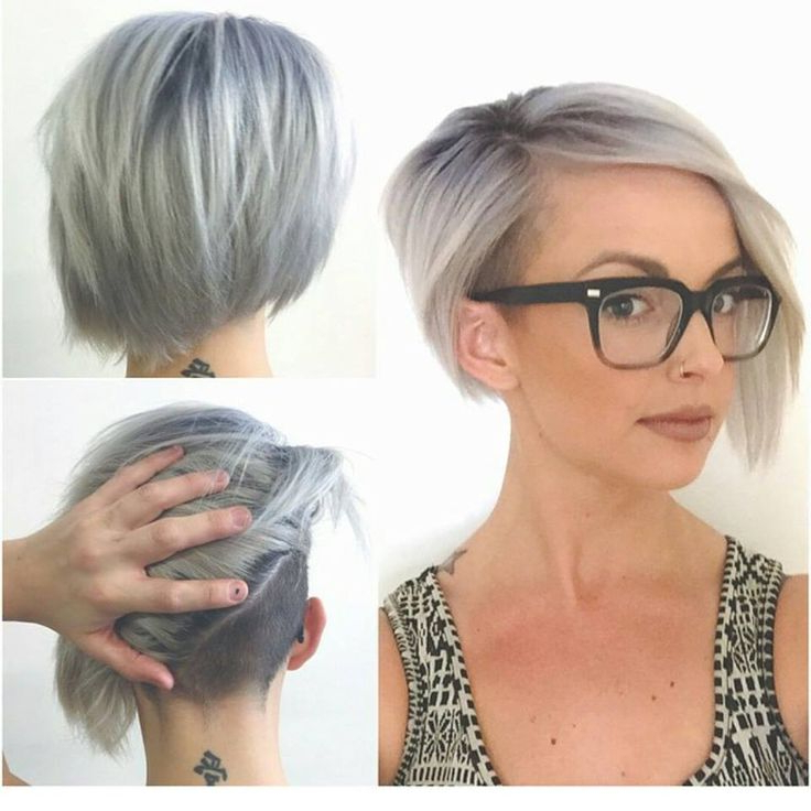 20 Cute Asymmetrical Bob Hair Styles You Will Love! – Hairstyles Weekly With Regard To Side Parted Asymmetrical Gray Bob Hairstyles (View 9 of 25)