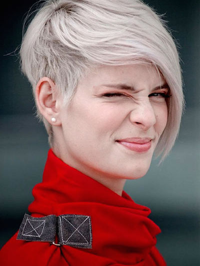 20 Edgy Women's Undercuts – Popular Haircuts In Sweeping Pixie Hairstyles With Undercut (View 25 of 25)