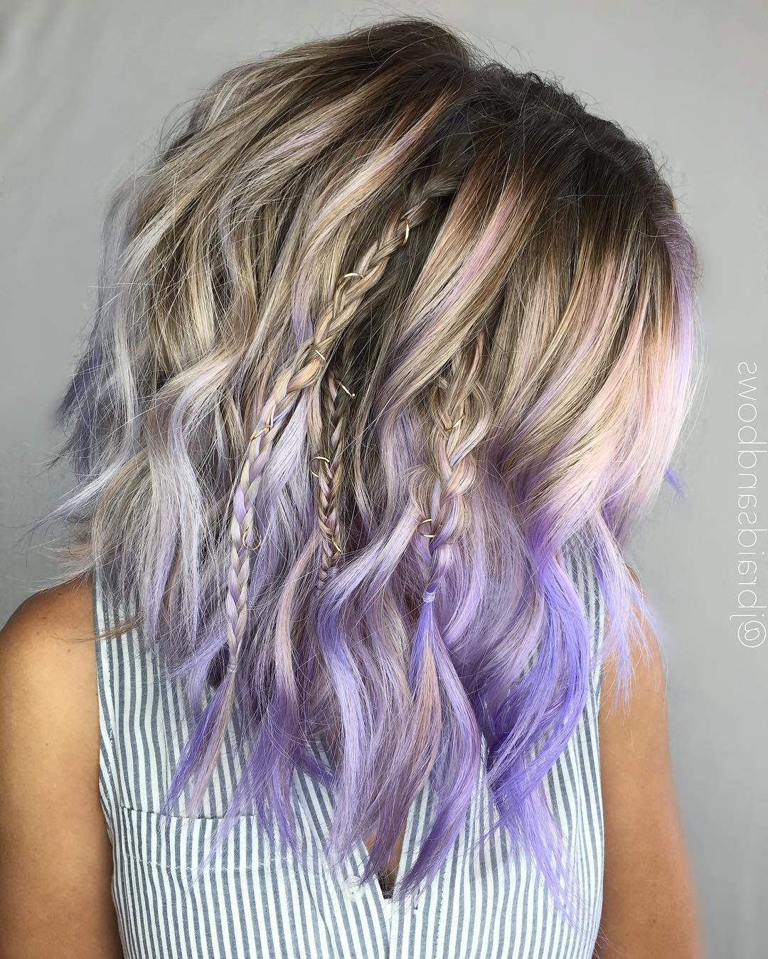 20 Gorgeous Prom Hairstyle Designs For Short Hair: Prom Hairstyles 2017 For Bohemian Short Hairstyles (View 10 of 25)