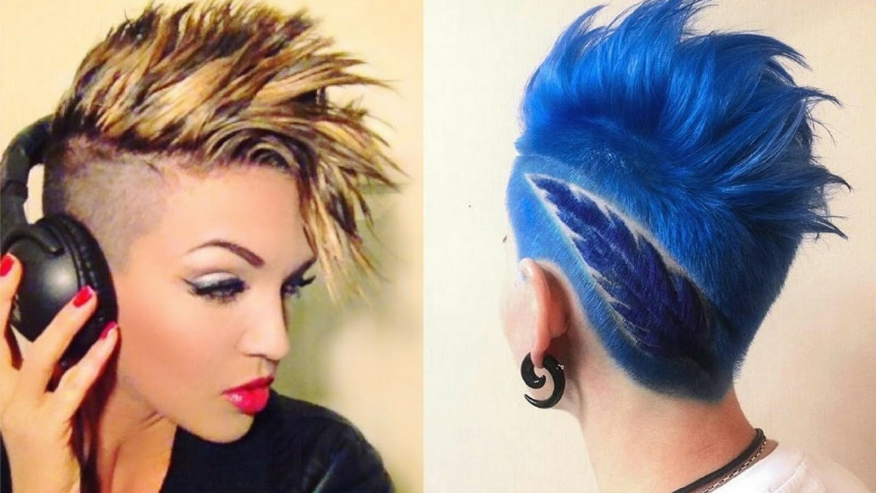 20 Gorgeous Prom Hairstyles For Short Hair | Amazing Hair Intended For Short Hairstyles For Prom (View 6 of 25)