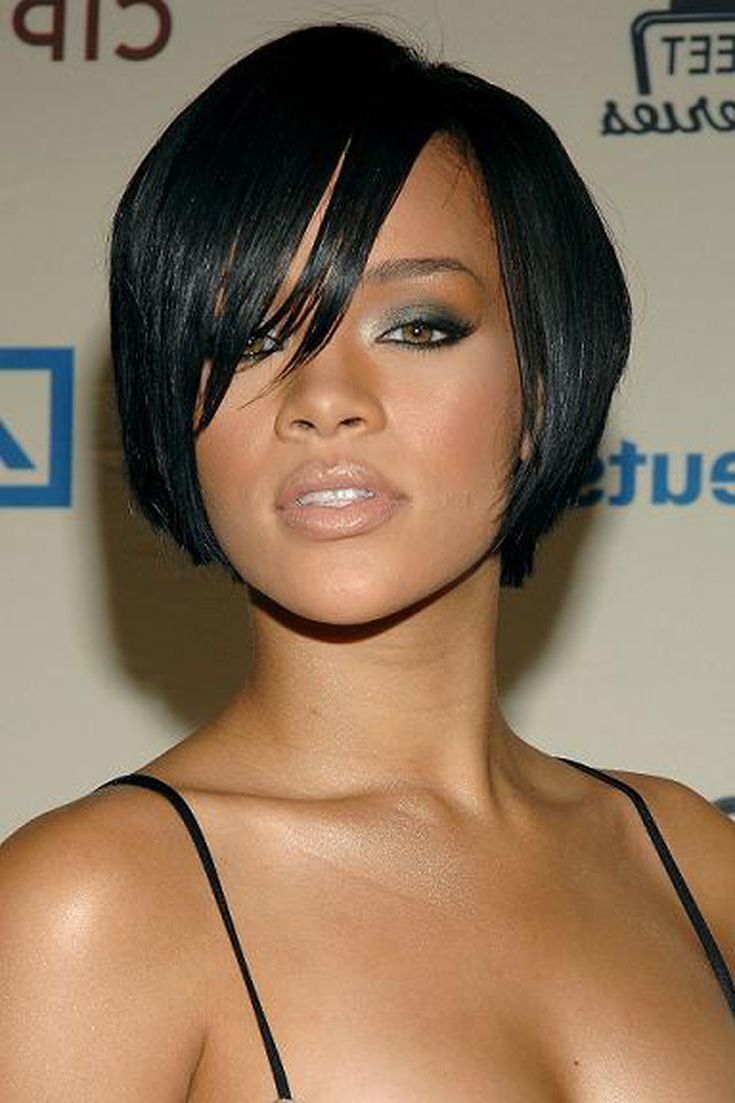 20 Great Hairstyles For Black Women | Black Women, Shorts And Black In Short Haircuts For Black Women With Round Faces (View 19 of 25)