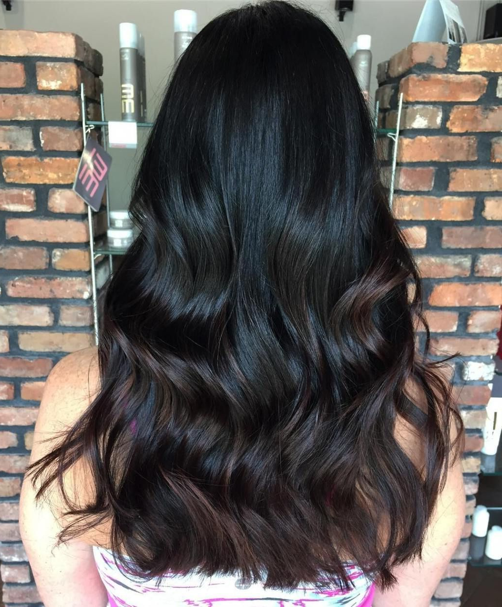 20 Jaw Dropping Partial Balayage Hairstyles In 2018   Hair Colors Intended For Curly Dark Brown Bob Hairstyles With Partial Balayage (View 5 of 25)
