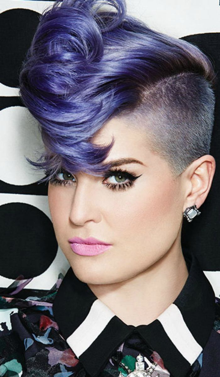 20 Kelly Osbourne Hairstyles & Haircuts – That Will Inspire You Pertaining To Kelly Osbourne Short Haircuts (View 5 of 25)