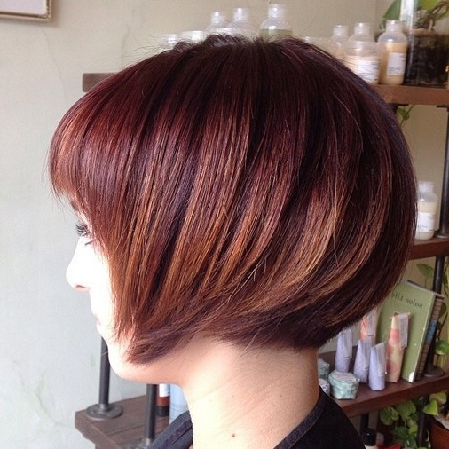 20 Layered Hairstyles For Women With 'problem' Hair – Thick, Thin Regarding Smooth Bob Hairstyles For Thick Hair (View 14 of 25)
