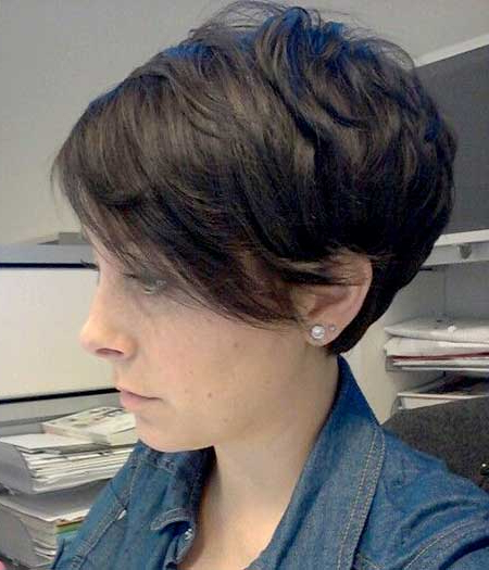 20 Long Pixie Hairstyles   Short Hairstyles 2017 – 2018   Most Intended For Long Pixie Hairstyles With Bangs (View 3 of 25)