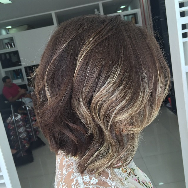 20 Medium Length Bob Hairstyles – Fabulous Mobs To Copy Now | Styles In Butter Blonde A Line Bob Hairstyles (View 20 of 25)