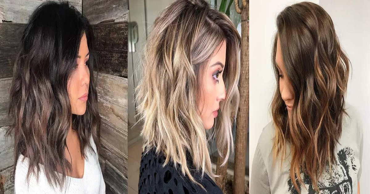 20 Most Magnetizing Hairstyles For Thick Wavy Hair | Hairs (View 22 of 25)