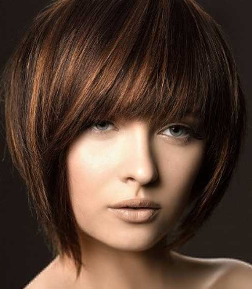 20 New Brown Bob Hairstyles | Short Hairstyles 2017 – 2018 | Most Inside Layered Caramel Brown Bob Hairstyles (View 19 of 25)