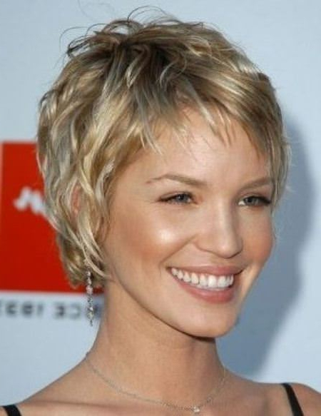 20 Ravishing Short Hairstyles For Fine Hair Inside Feathered Pixie Hairstyles For Thin Hair (View 9 of 25)