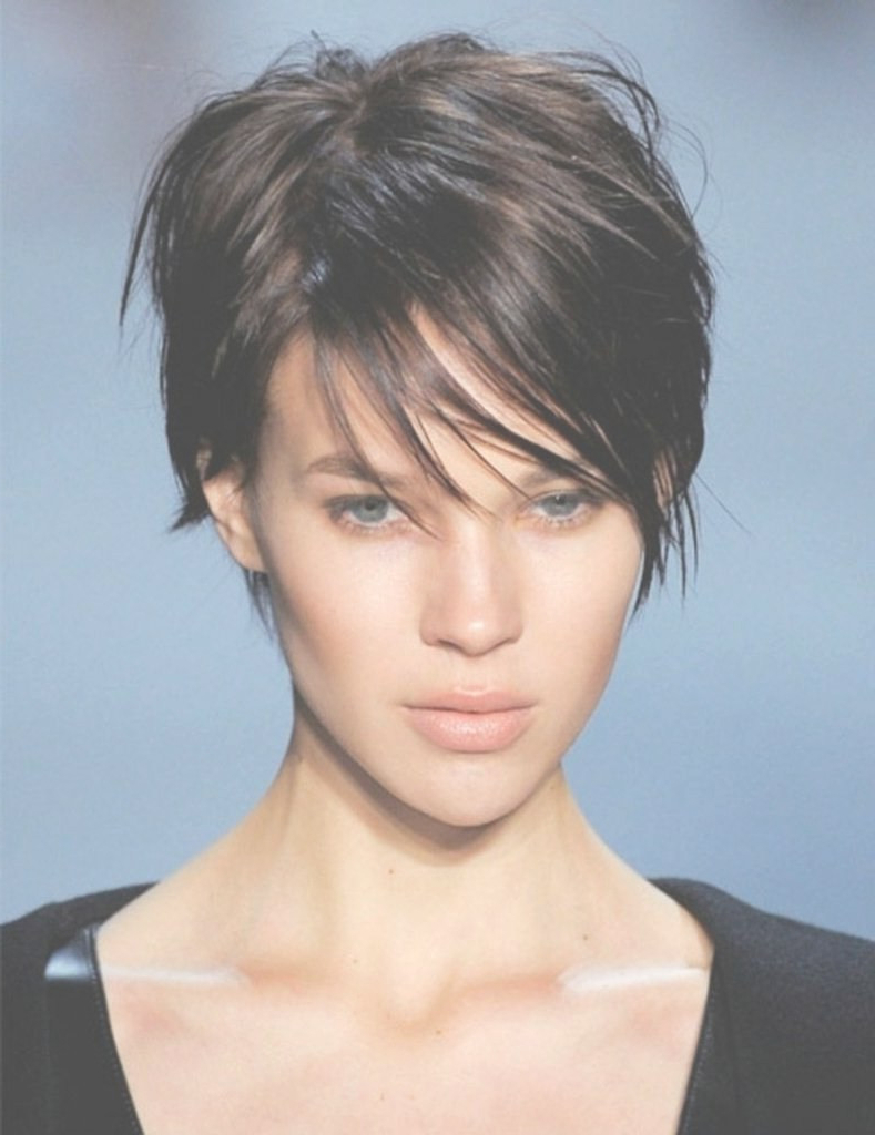20 Short Hair For Long Thin Faces – Razanflight Throughout Short Haircuts For Thin Faces (View 14 of 25)