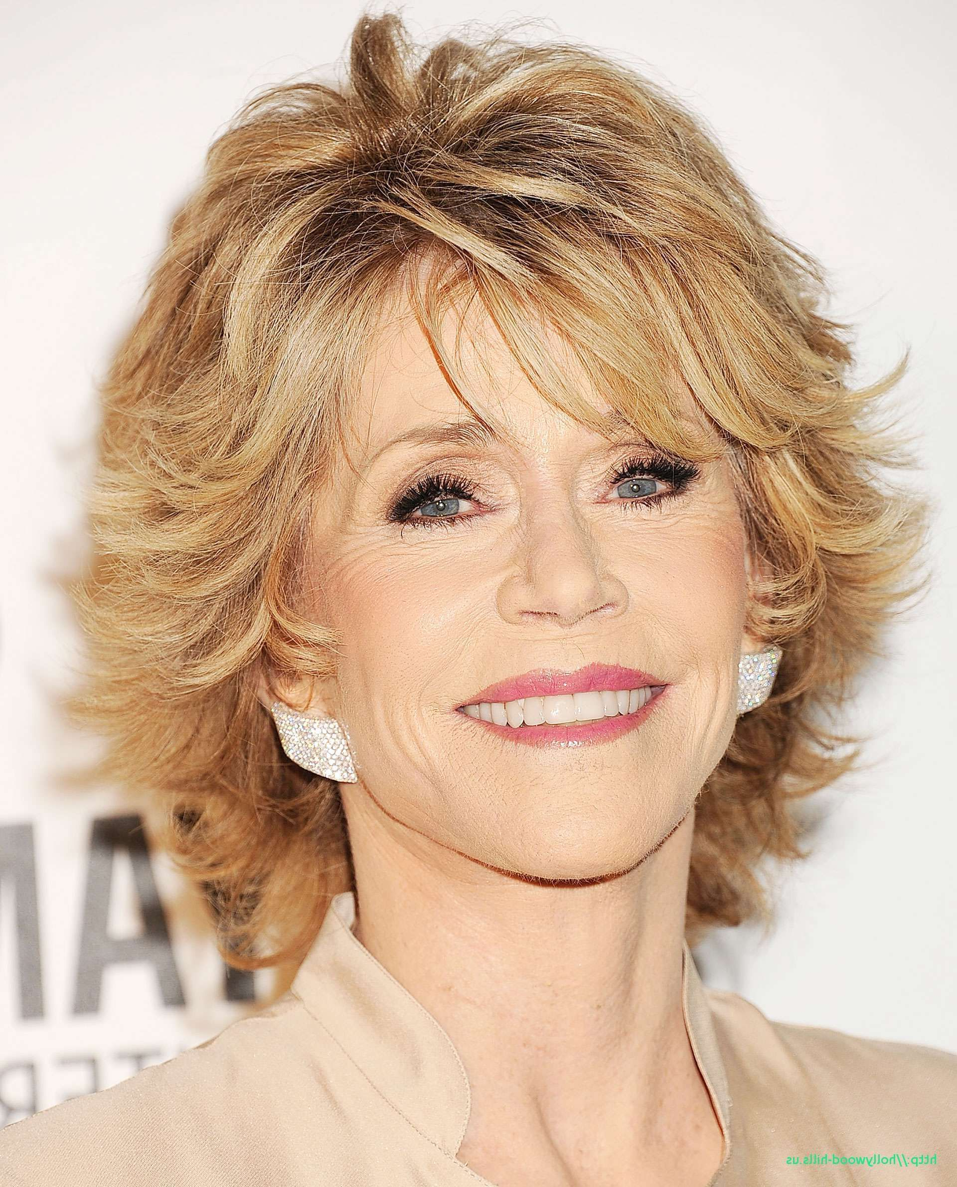 20 Short Haircuts For Women Over 60 With Fine Hair  Alwaysdc Within Short Hairstyles For Wavy Fine Hair (View 3 of 25)