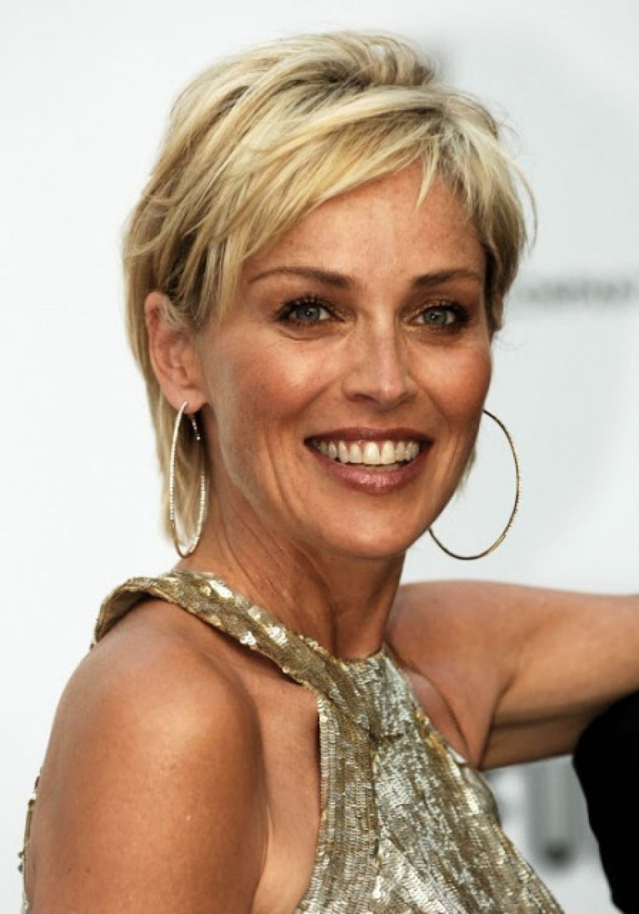 20 Short Hairstyles Fine Hair Over 50 Beautiful Hairstyles For 40 Pertaining To Short Hairstyles For Over 40 Year Old Woman (View 23 of 25)