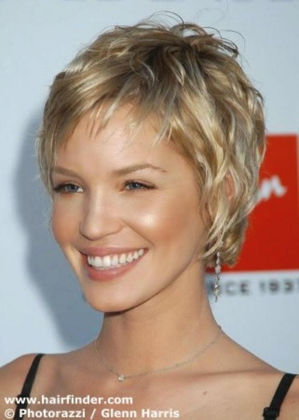 20 Short Hairstyles Without Bangs – Razanflight Inside Short Haircuts Without Bangs (View 4 of 25)