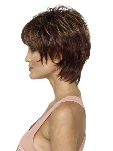 20 Short Layered Haircuts Images | Short Hairstyles 2017 – 2018 Throughout Short Layered Hairstyles (View 19 of 25)