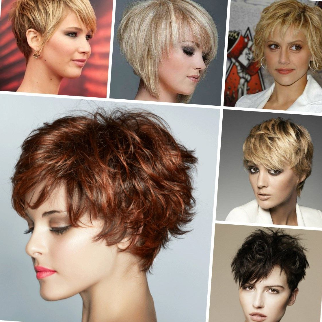 20 Short Sassy Haircuts Short Hairstyles 2017 2018 Most Short With Sassy Short Haircuts For Thick Hair (View 3 of 25)