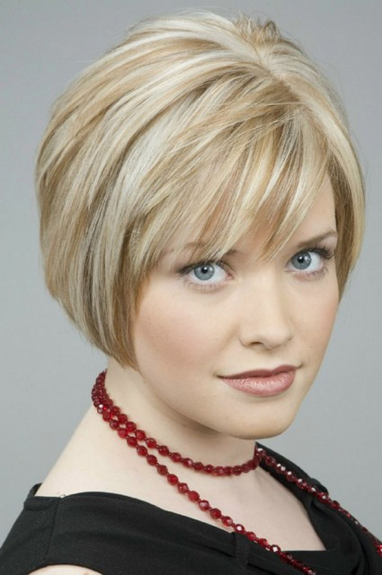20 Short Wedge Hairstyles For Fine Hair Unique Wedge Hairstyles For With Regard To Wedge Short Haircuts (View 2 of 25)