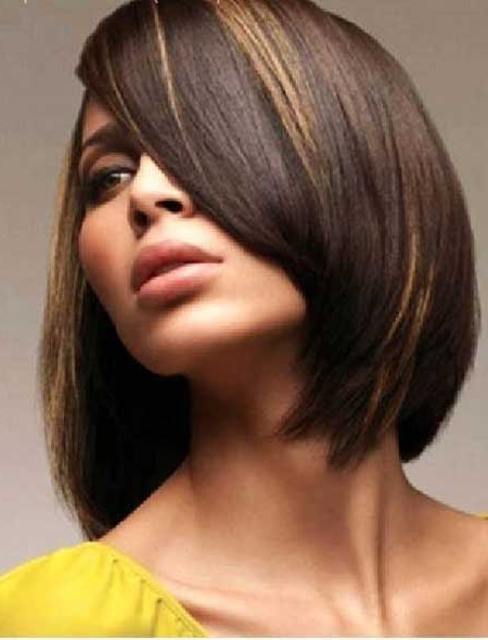 20 Stylish Colors For Short Hair – Pretty Designs Inside Short Crop Hairstyles With Colorful Highlights (View 4 of 25)