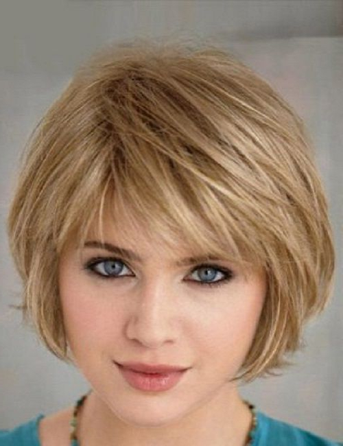 Featured Photo of Neat Short Rounded Bob Hairstyles For Straight Hair