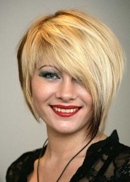 20 Trendy Short Hairstyles: Spring And Summer Haircut – Popular Haircuts Inside Chic Asymmetrical Haircuts (View 9 of 25)
