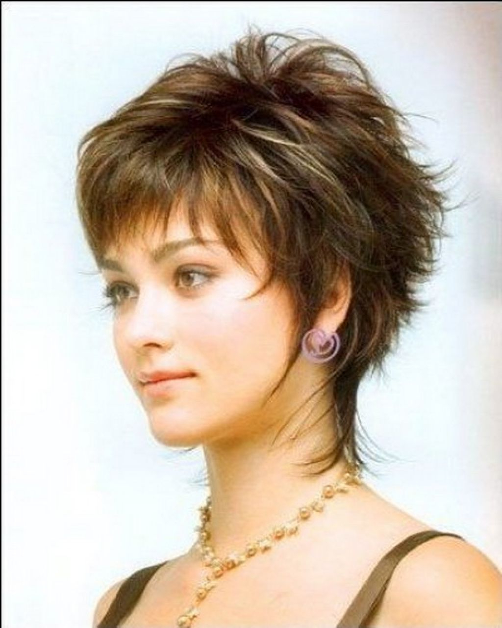 2015 Hairstyles For Women Over 50 Photo – 1 – The Best Hairstyles With Medium Short Haircuts For Women Over (View 7 of 25)
