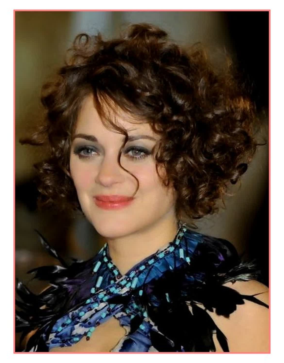 2018 Curly Short Haircuts – Short And Cuts Hairstyles Regarding Trendy Short Curly Haircuts (View 9 of 25)