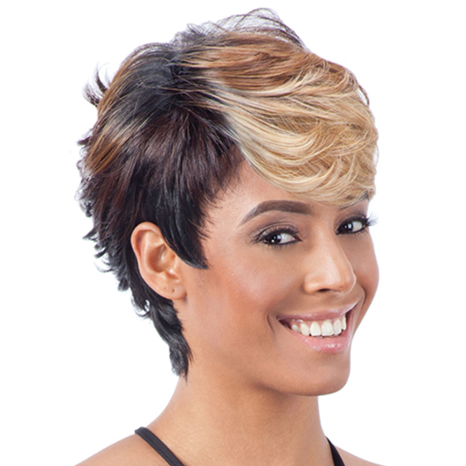 2018 Short Haircuts For Black Women – 57 Pixie Short Black Hair In Short Haircuts For Black Women With Oval Faces (View 22 of 25)