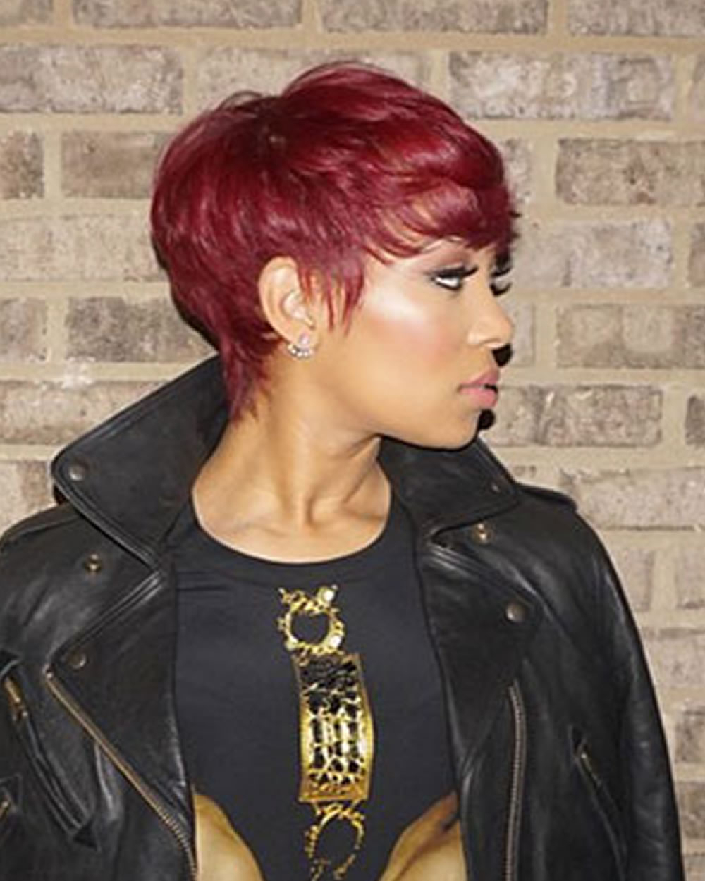2018 Short Haircuts For Black Women Over 40 With Fine Hair – Page 9 Regarding Short Hairstyles For Women Over 40 With Thin Hair (View 19 of 25)